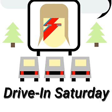 Drive-In Saturday - Moz Designs by mozdesigns