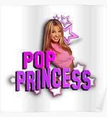 Pop Princess Poster