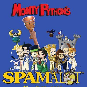 SMT - Spamalot 2013 by SMTStore