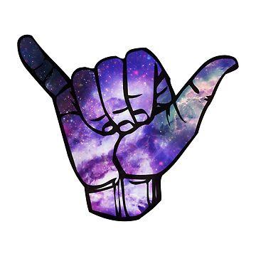 Colgar loose Purple Galaxy Rock On de Zelius