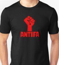AntiFa Anti Fascist Fist Unisex T-Shirt
