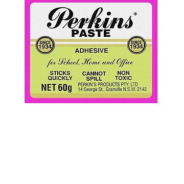 Paste with Perkins by mozdesigns