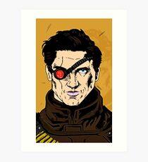 Deadshot Art Print