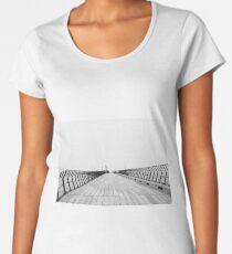 Imperfect Balance at Lorne Pier Women's Premium T-Shirt