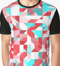 Staccato Red Graphic T-Shirt