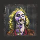 Beetlejuice  by artflea