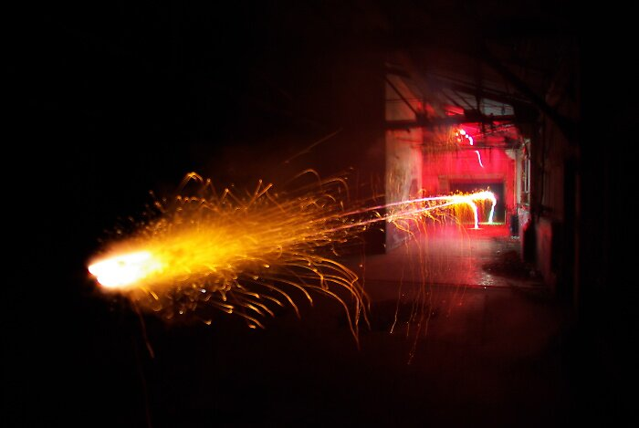 Firing range by Michael Gatch