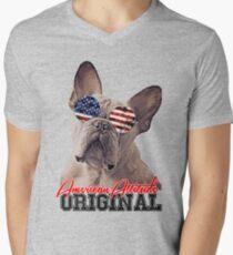 American Attitude Bulldog T-Shirt