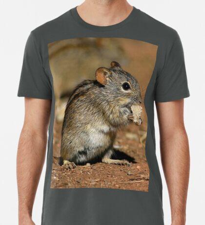 Striped Grass Mouse (Rhabdomys pumilio) Premium T-Shirt