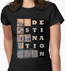 Destination Blocks T-Shirt