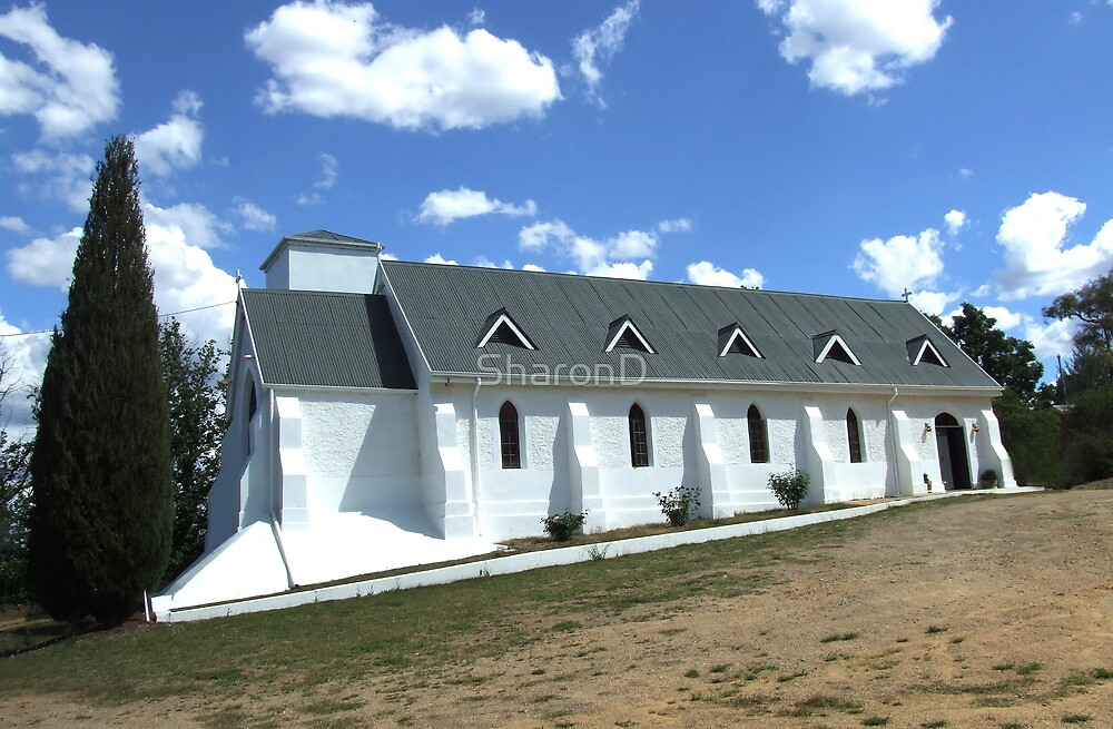 Country Church- Jugiong by SharonD