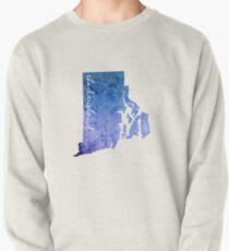 Rhode Island Watercolor Pullover