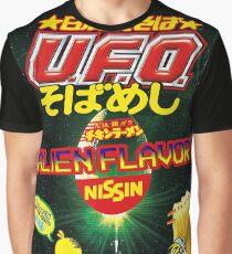 ALIEN FLAVOR! Graphic T-Shirt