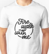 Fire Walk With Me - Twin Peaks T-Shirt