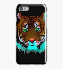The Neon Tiger iPhone Case/Skin
