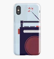 Funky Little Radio iPhone Case/Skin