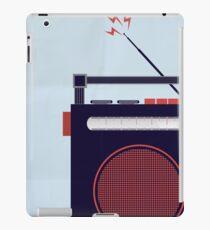 Funky Little Radio iPad Case/Skin