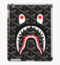 black shark iPad Case/Skin
