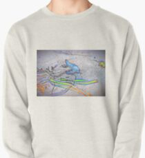 Phsycedelic Bluebottle Pullover