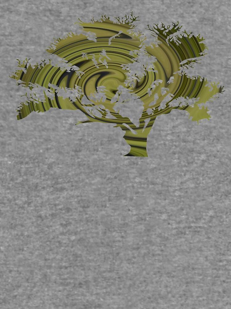 Árbol de la vida- Remolinos esmeralda de Whisperingpeaks