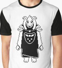 Asriel Dreemurr Undertale HQ Graphic T-Shirt