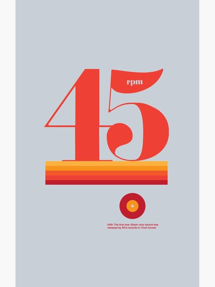 45rpm by modernistdesign