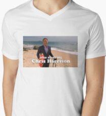 Chris Harrison Men's V-Neck T-Shirt