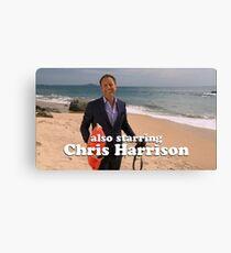 Chris Harrison Canvas Print