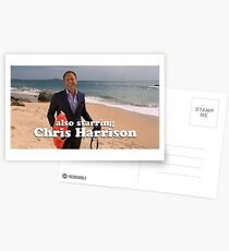 Chris Harrison Postcards