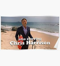 Chris Harrison Poster