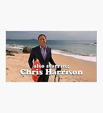 Chris Harrison Photographic Print