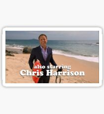 Chris Harrison Sticker