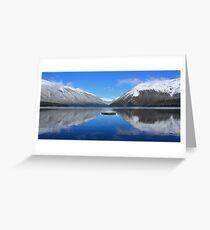 Rotoiti Reflections Greeting Card