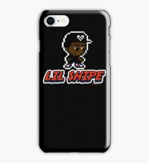 Lil Shipe - 8-Bit Pixels iPhone Case/Skin
