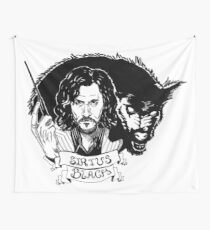 Sirius Black: Padfoot Wall Tapestry