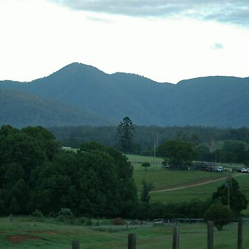 Early Morning - Bellingen by AlisonHowson