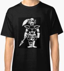Undyne Undertale HQ Classic T-Shirt