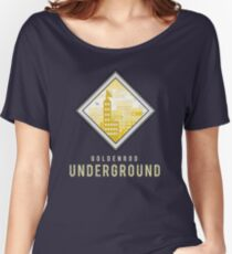 Goldenrod Underground Women's Relaxed Fit T-Shirt