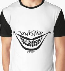 Sinister Grin Press Sinister Grin Graphic T-Shirt