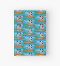 The Peaceful House Hardcover Journal