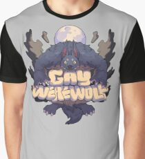 gay werewolf Graphic T-Shirt