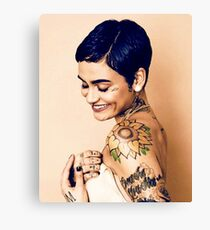 Cute Kehlani Canvas Print