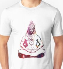 for universalists  Shiva god of destruction and resumption T-Shirt