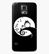 Totoro before Christmas! Case/Skin for Samsung Galaxy