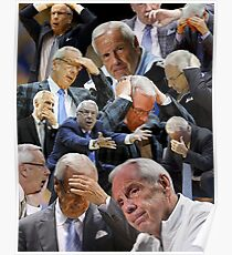 Roy is very disappointed. Poster