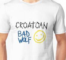 SuperWhoLock Graffiti Unisex T-Shirt