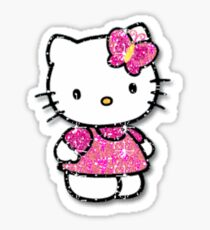 #Hello kitty Sticker