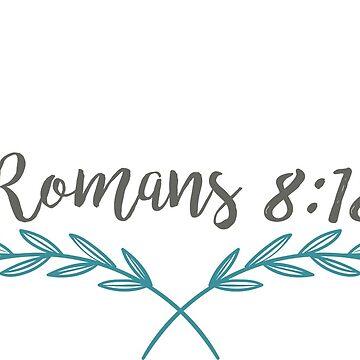 Romans 8:18  by serendipitous08