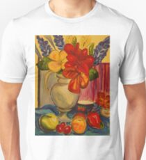Floral 'Hello' T-Shirt