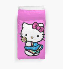 # New Hello kitty bag- throw pillow sanrio Duvet Cover